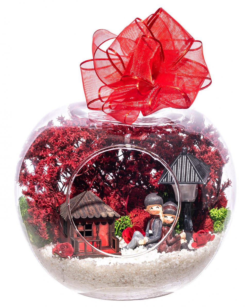 Teraryum Aşkımızın Kırmızı Evi